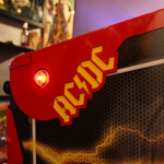 ACDC MACHINE SIDE RAIL DETAIL PAINTED LE