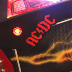 ACDC MACHINE SIDE RAIL DETAIL PAINTED PRO