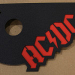 ACDC SIDE RAIL DETAIL PAINTED PRO